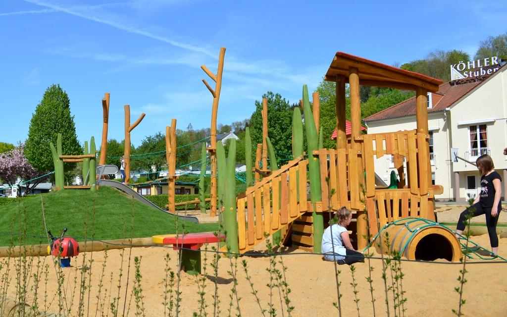 holz, wood, spielplatz, playground, camping