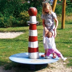 holz, wood, robinie, robinia, spielplatz, playground, wippe, seasaw, boje, buoy
