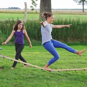 holz, wood, robinie, robinia, spielplatz, playground, artistikseil, artistic rope