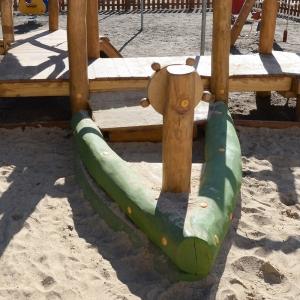 holz, wood, robinie, robinia, spielplatz, playground, spielanlage, multi unit, kleiner hafen, little harbour