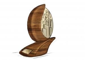 SIK-Holz, trophäe, trophy, sme-assaembly