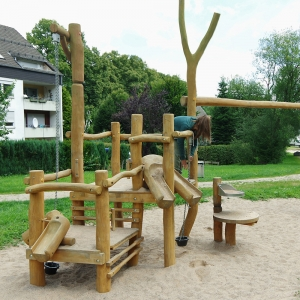 holz, wood, robinie, robinia, spielplatz, playground, sandbaustelle, sand play unit