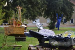 SIK-Holz, Nachhaltigkeit, Ausstellung, Klaus-Peter Gust